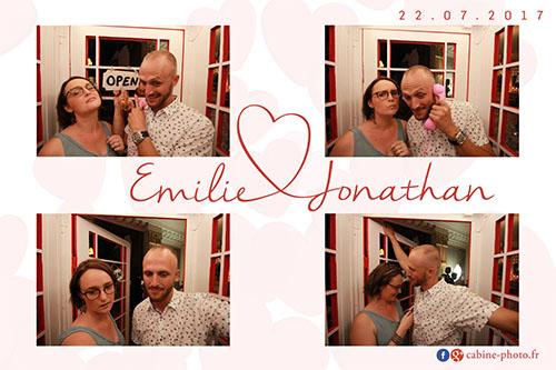 Emilie & Jonathan