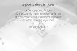 Delphine & Alexis