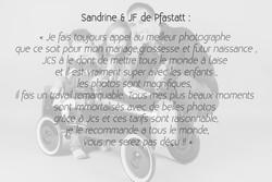 Sandrine & JF