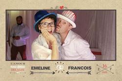 Emeline & François