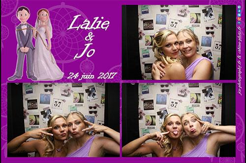 Lalie & Jo
