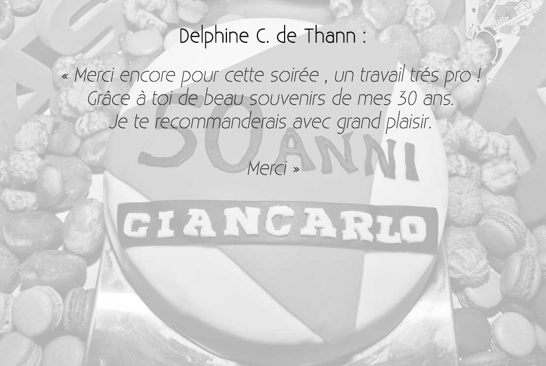 Delphine C