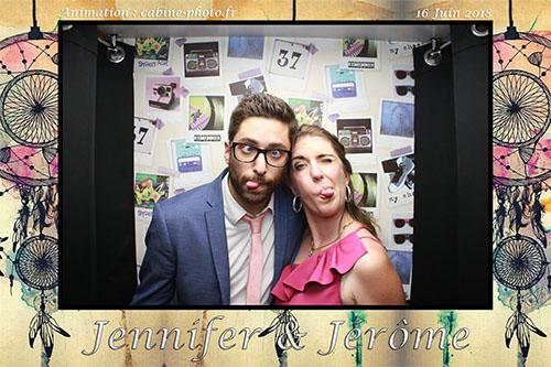Jennifer & Jérôme