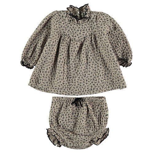 BABY BLOUSE E COULOTTE LIBERTY | MY LITTLE COZMO