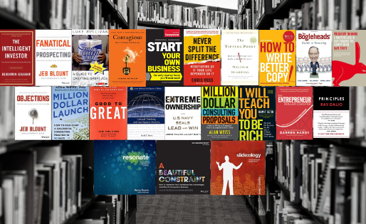 22 Books Business Schools Should Give Out Like Candy