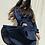 Thumbnail: NAVY BLUE DRESS