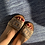 Thumbnail: GOLDEN HAMMAM SLIP ONS