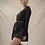 Thumbnail: HIGH-LOW RIBBED DRESS