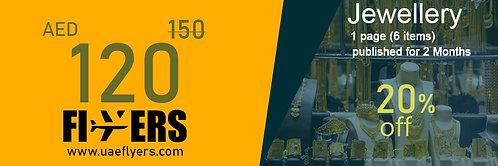 Jewellery - 150 (now 120)