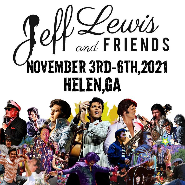 Jeff Lewis & Friends Festival