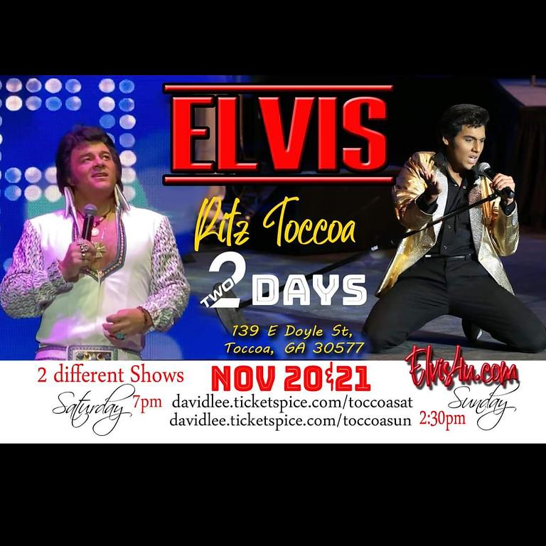 Elvis In Georgia