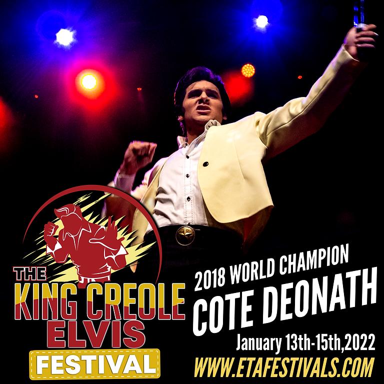 The King Creole Elvis Festival