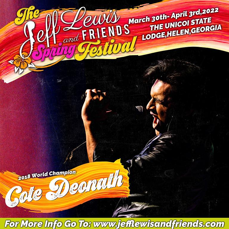 Jeff Lewis & Friends Spring Festival