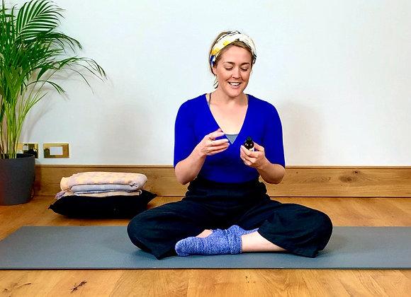 Bedtime Rituals - Sleep Therapy Yoga