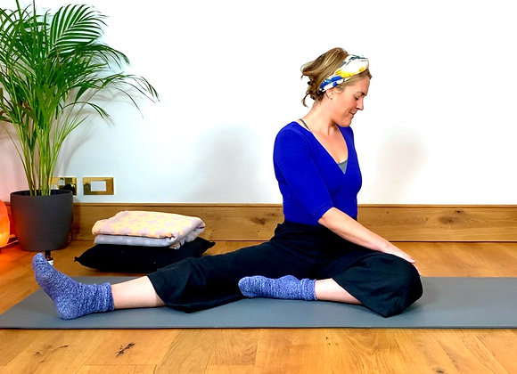 Bedtime Rituals - Yoga for a Better Night's Sleep