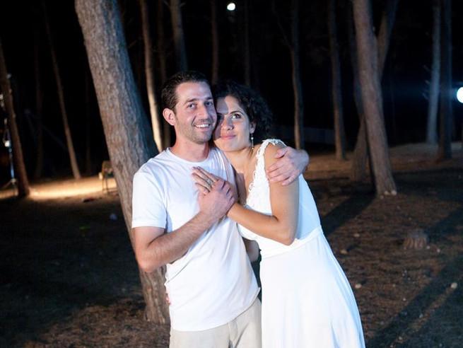 טל ואלון - חתונה ביער - גלריה תעלה בקרוב