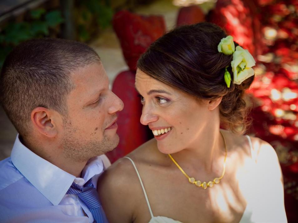 שחר ואלון - חתונה קטנה בצהרי היום