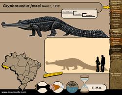 Gryphosuchus jessei