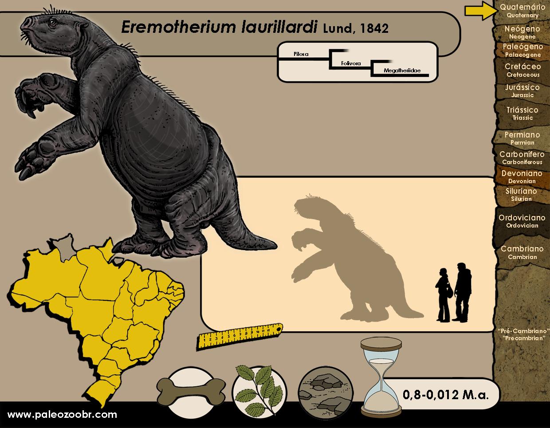 Eremotherium laurillardi