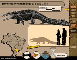 Barreirosuchus franciscoi