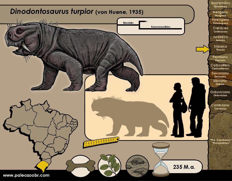Dinodontosaurus turpior