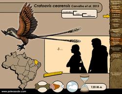 Cratoavis cearensis