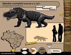 Aleodon cromptoni