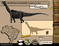 Triunfosaurus leonardii