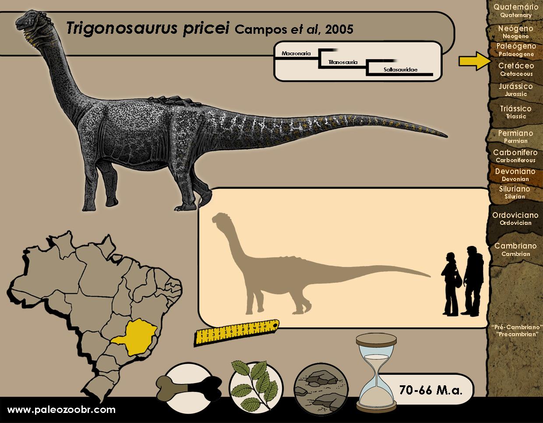 Trigonosaurus pricei
