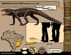 Eptalofosuchus viridi