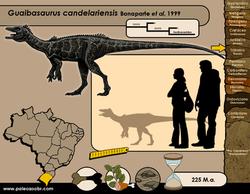 Guaibasaurus candelariensis