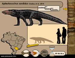 Aplestosuchus sordidus