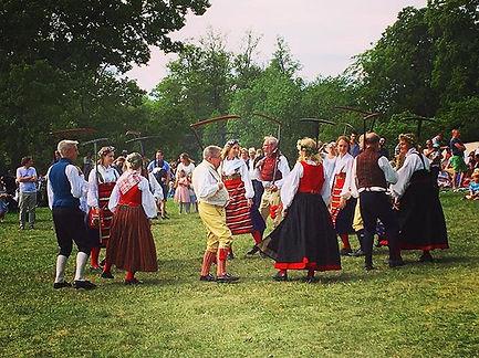 Folkdanslaget Fyrväpplinge