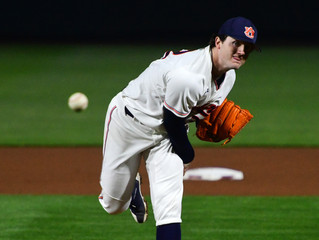 Mize, Auburn Tigers appear ready for the SEC gauntlet after no-hitter & Northeastern series win
