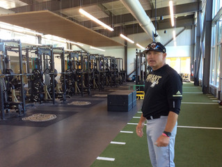 Fall Ball Report: Bryant Baseball on the  cusp of national attention behind Steve Owens