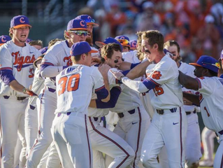 Clemson captures Palmetto Series for a 4th consecutive year - what did we learn?