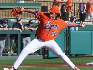 Clemson answers key questions in resounding fashion as Tigers sweep Dallas Baptist