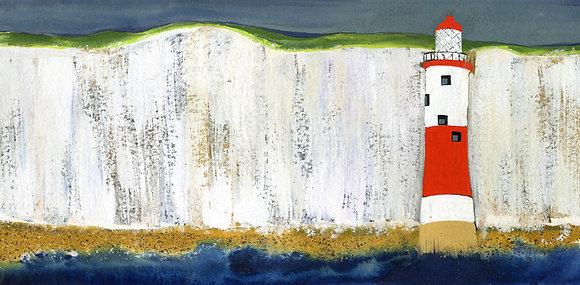 White Cliffs & Lighthouse