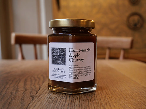 Bramley Apple Chutney - homemade