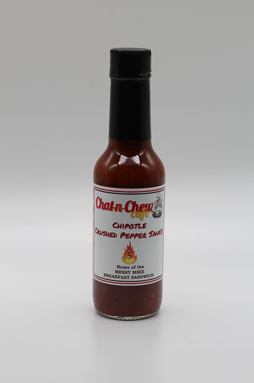 Chipotle Crushed Pepper Sauce