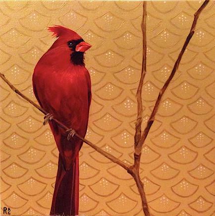 Cardinal for Kathy