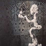 """Brynteg Lights/ """"The Objet Trouve"""" (The ALCOA Mother and Child)"""