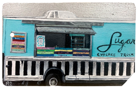 Sugar Bakery Food Truck