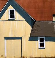 Yellow Chester Barn
