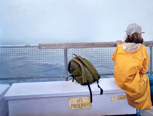 The Wanderer: Her Maiden Voyage