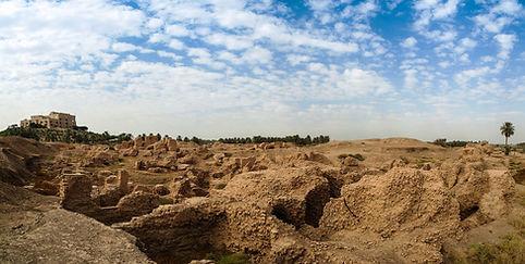 Terrula Nobilis la saga les ruines de Babylone.