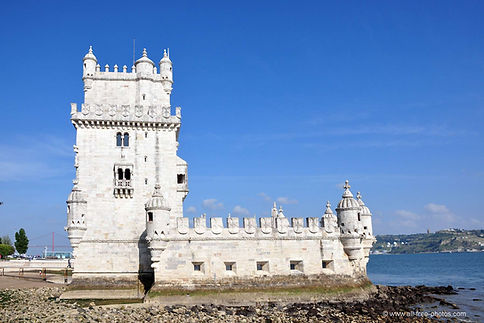 Terrula Nobilis la saga. La Tour Belem à Lisbonne