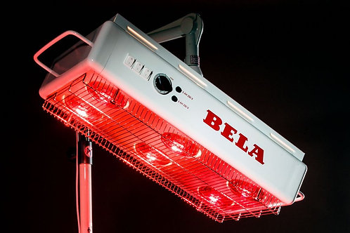 BELA RL001 Infrared Radiator with 6 IR Light Bulbs