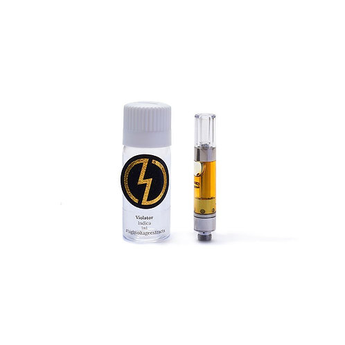 Violator Kush Indica Vape Top 1ml
