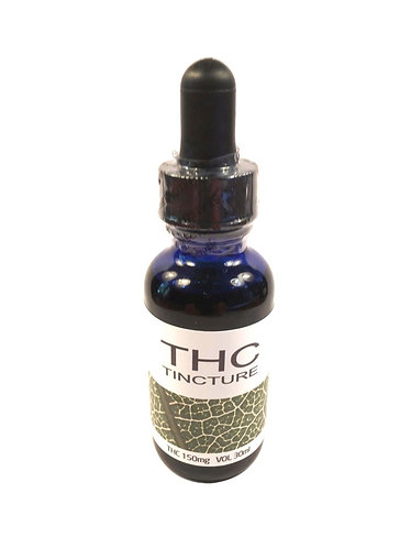 Dose Concentrates THC Tincture (150mg THC)